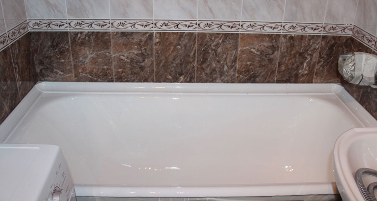 Эмалировка ванн