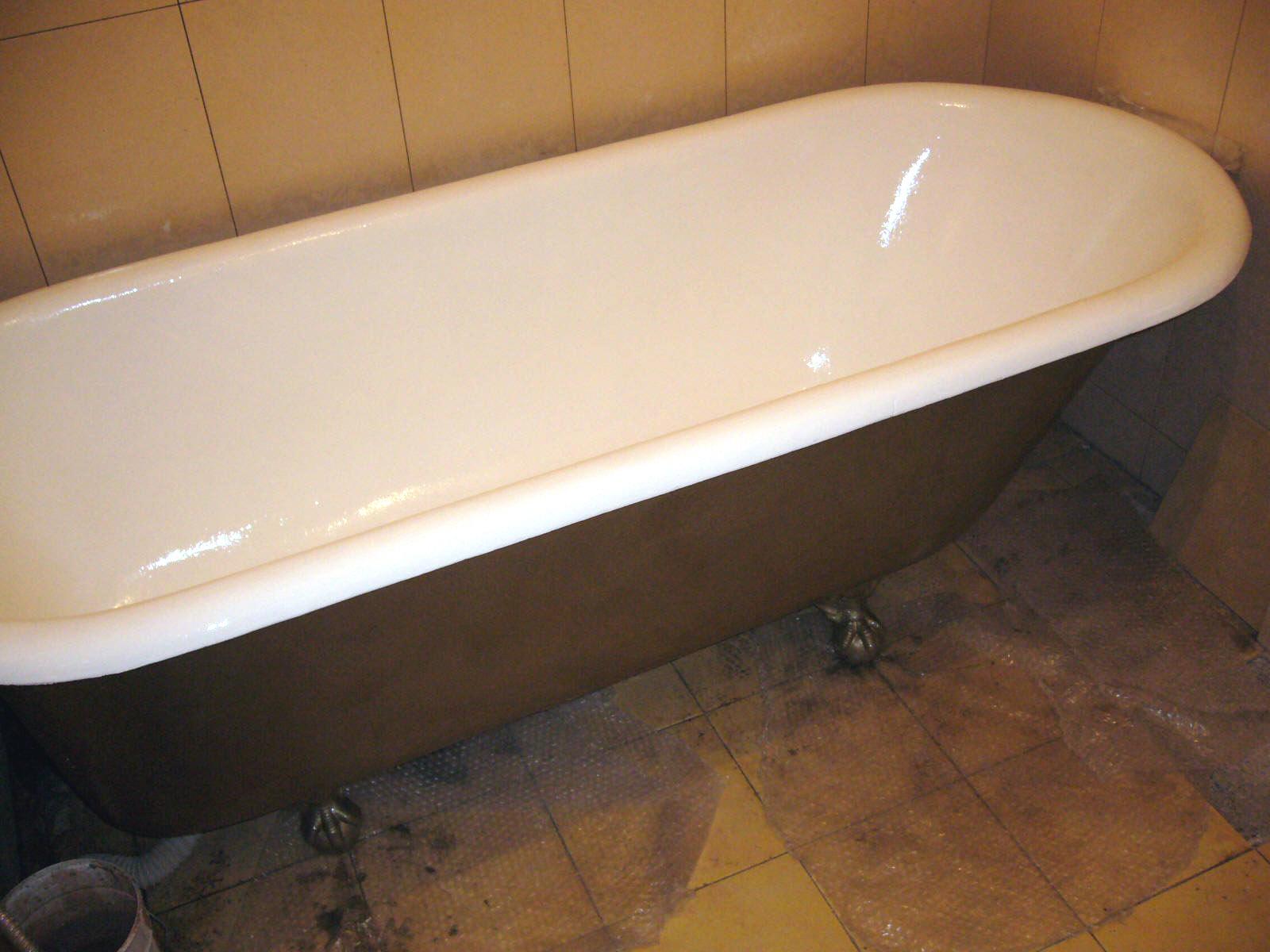 Портволио вкладыш в ванну